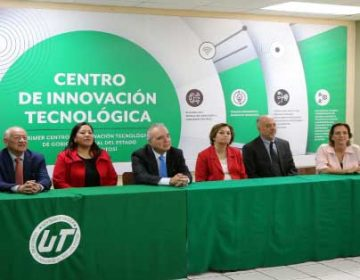 Inauguran Centro de Innovación Tecnológica en SLP