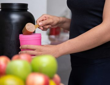 ¿Consumir licuados de proteína mejora el rendimiento y ayuda a bajar de peso?