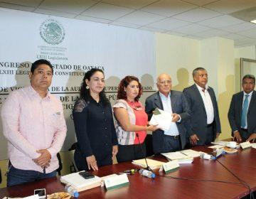 Omisa y mentirosa Auditoría Superior del Estado: Congreso de Oaxaca