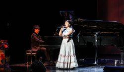 María Reyna, la orgullosa soprano mixe