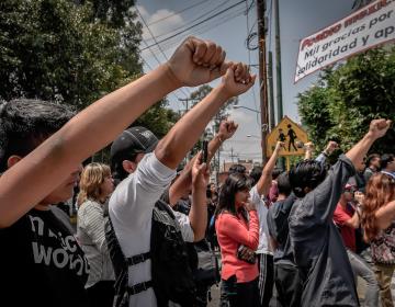 Mexicanos recuerdan a las víctimas y los rescatistas del 19S