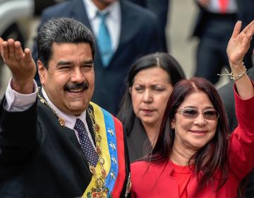 EE. UU. sanciona a esposa de Maduro; es un acto de cobardía dice el presidente venezolano