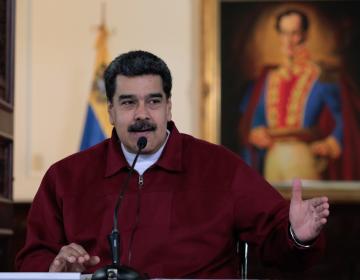 """Trump es acusado de promover una """"insurrección militar"""" contra Maduro"""