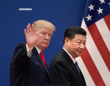 Trump y Xi Jinping ¿Una amistad que llegó a su fin?