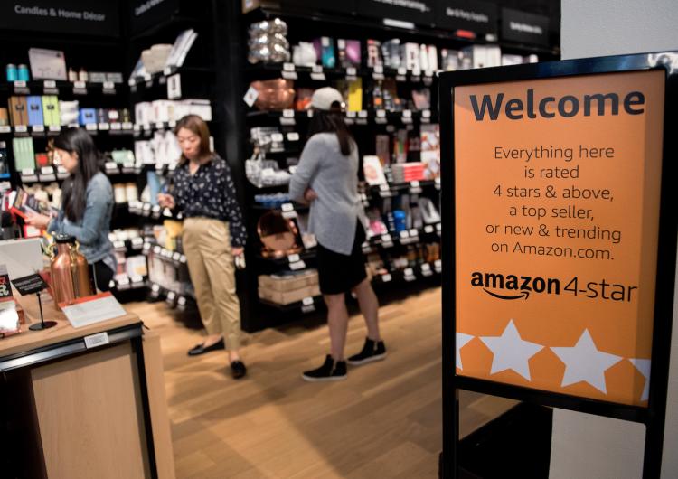 Los mejores productos de Amazon en un solo lugar: su primera tienda física en Nueva York