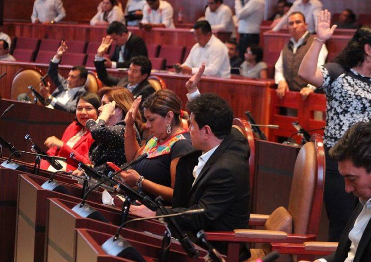 Desaprueba Congreso de Oaxaca cuentas públicas de Cué