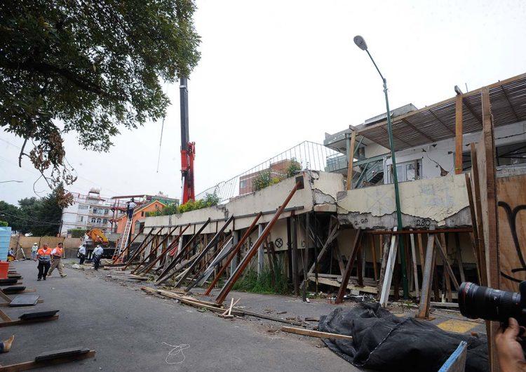 Las responsabilidades derivadas de los sismos