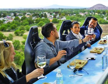 Dinner in The Sky: un despertar de dioses