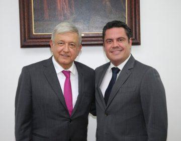 Aristóteles Sandoval busca inversión federal para zonas marginadas de Puerto Vallarta
