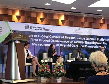 Crean el primer centro de estadísticas de género en el mundo con sede en México
