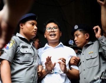 ONU le pide a Birmania indulto para periodistas de Reuters condenados a prisión