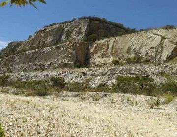 Advierten reinicio de explotación de materiales pétreos en El Tule