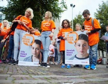 Holanda niega asilo a 2 niños armenios y se dan a la fuga; siguen desaparecidos en el país
