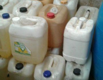 Decomisan diariamente hidrocarburo en viviendas de Santiago Tulantepec