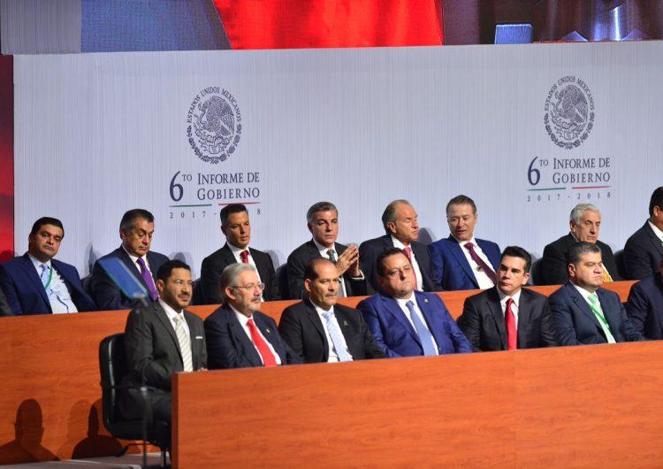 Reconoce Orozco trabajo de Enrique Peña Nieto