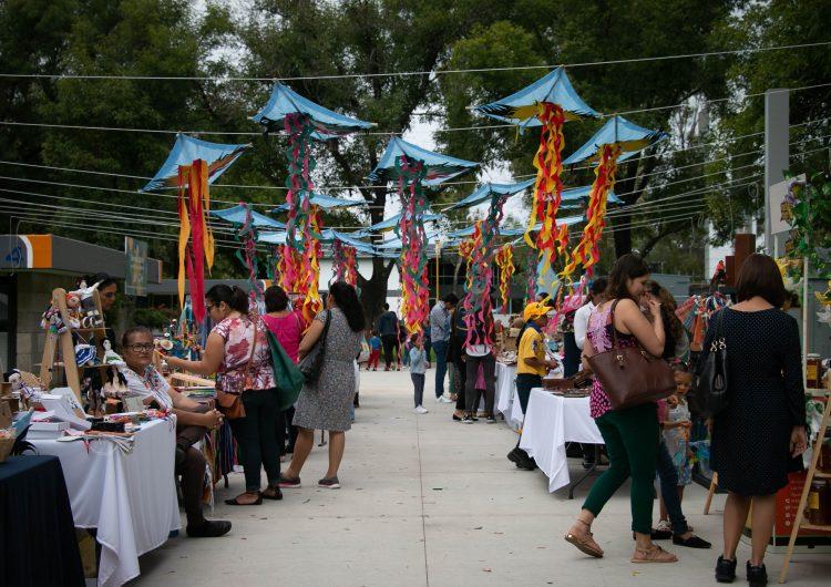 Disminuye basura en Feria Universitaria por acciones ecológicas