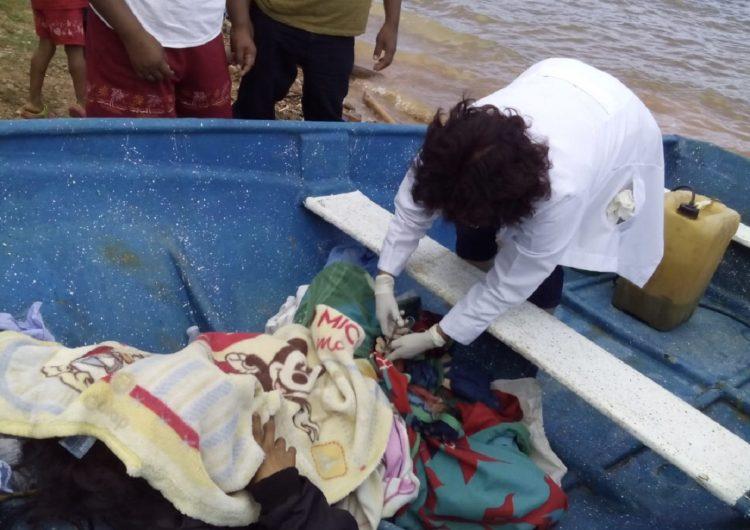 Parto en lancha, punta del iceberg de la marginación en Oaxaca