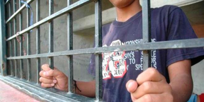 Sufrió violencia 56% de menores hidalguenses en prisión