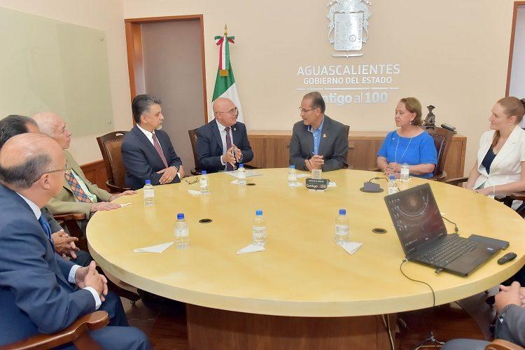 Busca gobierno impulsar estrategia de promoción turística en Aguascalientes