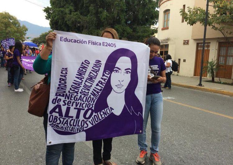 Declara Segob Alerta de Género para Oaxaca