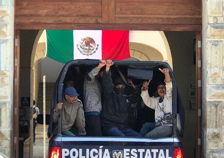 Asegura INM 121 migrantes en Oaxaca; 53 son menores