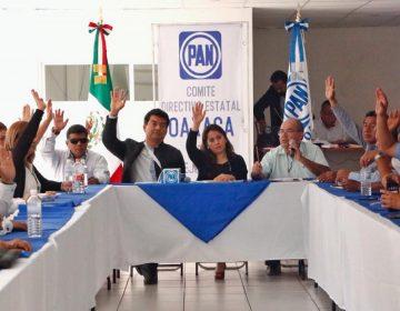 Lanza PAN Oaxaca convocatoria para renovación del CDE