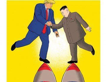 De puntillas por la desnuclearización de Corea del Norte
