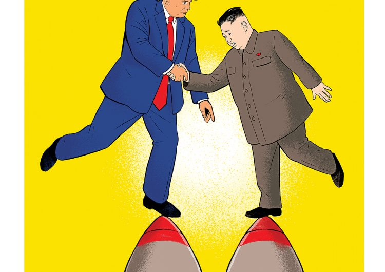 desnuclearizacion-corea-norte-trump-kim