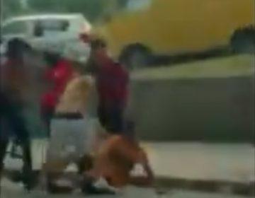 Se desata la violencia previa al juego Tigres vs Rallados