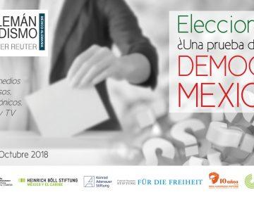 ¿Eres periodista y publicaste algún trabajo sobre las #Elecciones2018? Aún puedes ganar este premio…