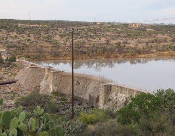 Aumenta el nivel de agua en presas de Guanajuato.
