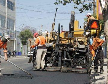 Invierte ayuntamiento de Aguascalientes 250 mdp en repavimentación de calles
