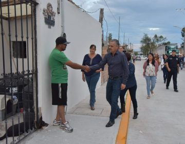 Entregan calles rehabilitadas en Jesús María