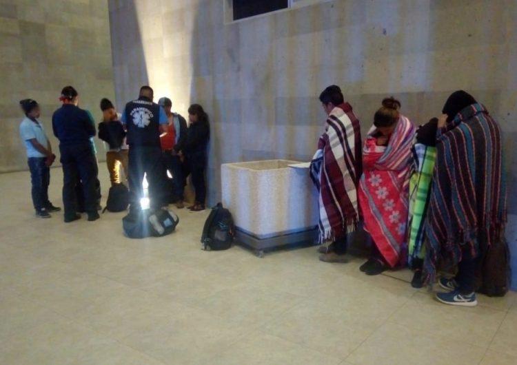 Rescatan a 13 indocumentados en vivienda de Aguascalientes