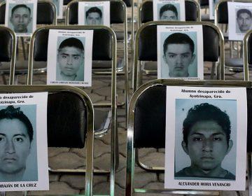 """""""Vivos los queremos"""", claman en la Ibero por los 43 estudiantes de Ayotzinapa"""