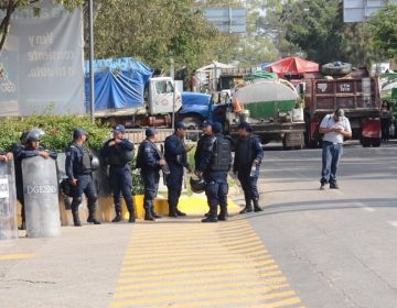 Semiparaliza Sindicato Libertad actividades en Oaxaca