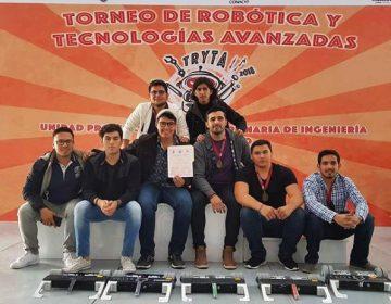 Alumnos de Cetys consiguen el 'oro' en torneo de robótica y tecnologías avanzadas