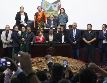 Incumplen ley Morena y PRI para obtener la Junta de Gobierno