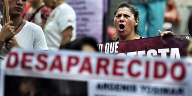 Han desaparecido 177 hidalguenses desde 2014, revela registro