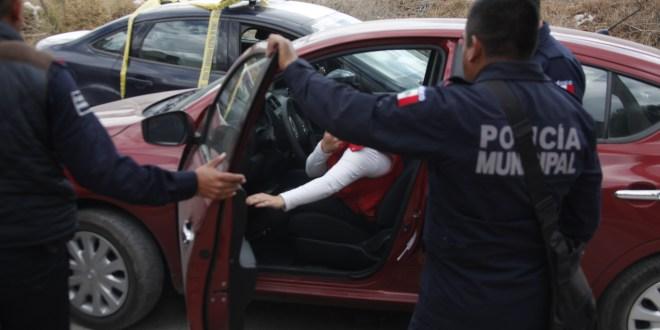 Hubo 64 delitos en Hidalgo contra patrimonio al día, en 8 meses