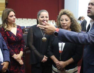 Presumen diputados de Hidalgo como labor legislativa flores, regalos, tamales y viajes