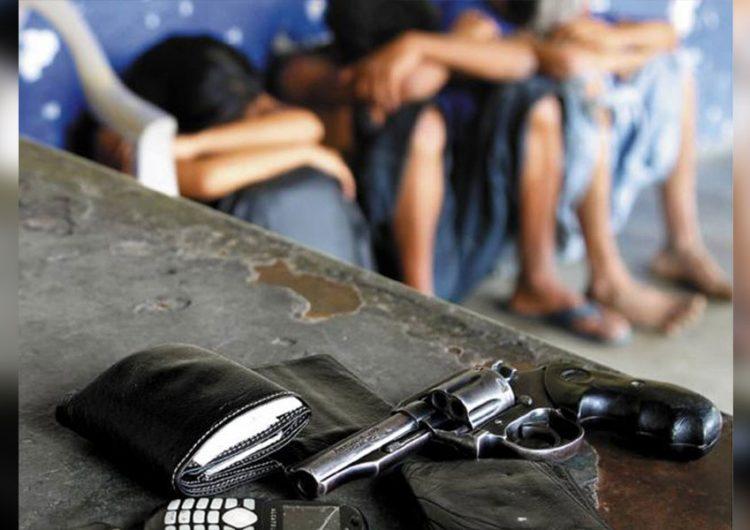 Crece 35.1% la incidencia delictiva en Puebla en un año, revela el INEGI