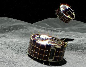 Microrobots japoneses explorarán un asteroide a millones de kilómetros de la Tierra
