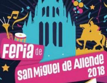 ¿No sabes qué hacer este fin de semana? Asiste a la Feria San Miguel de Allende 2018