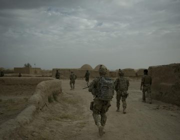 """¿Acaso Trump está listo para """"largarse"""" de Afganistán?"""