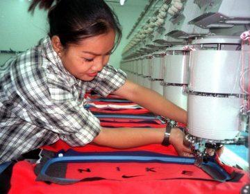 El otro rostro de Nike: los bajos salarios de la empresa en Asia