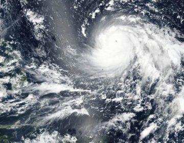 Supertifón Mangkhut deja ocho muertos en Filipinas y uno en Taiwán