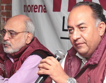 Aún no se puede considerar a Martha Erika como gobernadora de Puebla: Morena