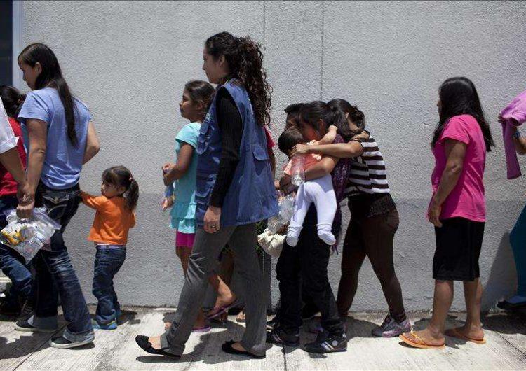 Trump quiere triplicar el tamaño del campamento para niños migrantes