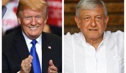 ¿Vendrá Trump a la toma de posesión de López Obrador?…